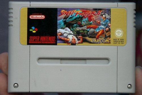 Street Fighter 2 Art